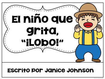 Spanish Fable Readers {Bundle #1} & Sentence forming pages