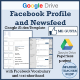Spanish Facebook Project on Google Drive