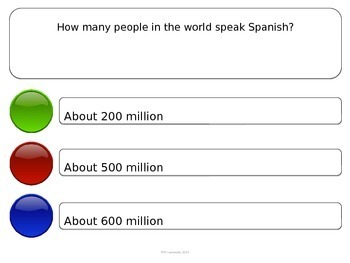 Spanish Culture:  Facts on Spanish
