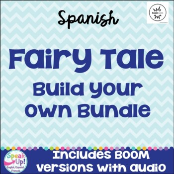 Spanish Fairy Tale Readers~Build Your Own Bundle