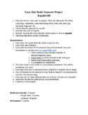 Spanish Fairy Tale Redo Project