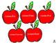 Spanish Fall Literacy Center: Sorting Regular -ar Verbs