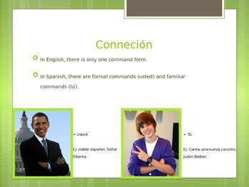 Mandatos Familiares PowerPoint