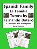 Spanish Family & Artist Botero's Bullfight Family Portrait 7 Questions
