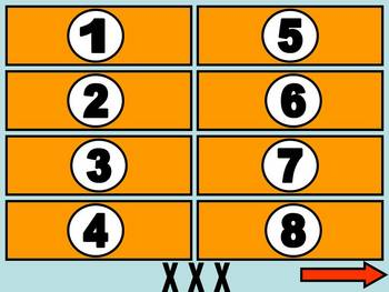Spanish Family Feud Game - Body Parts, Health & Doctor's Office