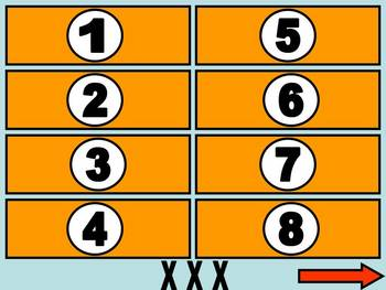 Spanish Family Feud Game - Classroom Objects, School, and Classes