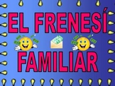 Spanish Family Feud Game - Clothing, Stores, Materials, Colors