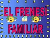Spanish Family Feud Game (El Frenesi Familiar) - Sports (Los deportes)