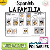 Spanish Distance Learning LA FAMILIA Family Vocabulary Int
