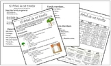 Spanish Family Tree Project - La Familia