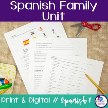 Spanish Family Unit