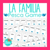 Spanish Family Vocab. ¡Pesca! (Go Fish) Game