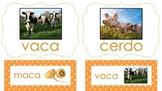 Spanish Farm Animals
