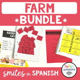 Spanish Farm : Interactive Notebook, Activity