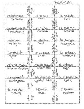 Spanish Fashion Jigsaw Puzzle