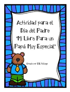 In Spanish / Father's Day