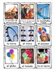 Spanish Favorite Pastimes 2 Vocabulary Posters & Flashcards with Real Photos