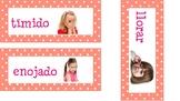 Spanish Feeling Labels