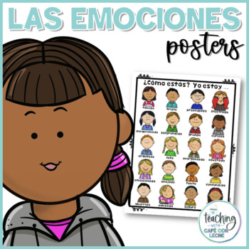 Spanish Feeling Posters - Pósters de emociones