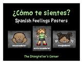 Spanish Feelings Posters