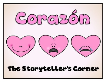 Spanish Feelings Story - Corazón