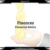 Spanish Finances Video Note Bundle (Distance Learning)