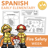 Spanish Fire Safety Week - la semana de seguridad contra incendios