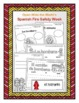 Spanish Fire Safety Week - la semana de seguridad contra i