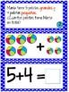 Spanish First Grade Math - Math Problems