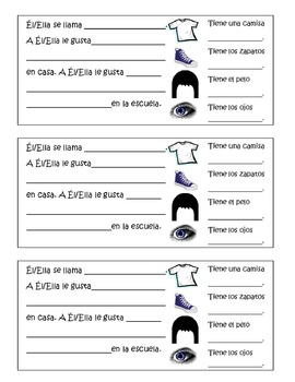 Spanish First Week Activities - All Levels