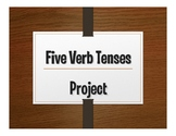 Spanish Five Verb Tense Review Project