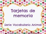 Spanish Flashcards- Animals