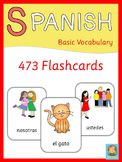 Spanish Flashcards  Basic Vocabulary