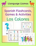 Spanish Colors - Los Colores