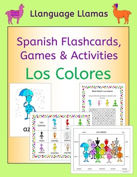 Spanish Colors - Los Colores