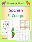 Spanish Parts of the Body - El Cuerpo