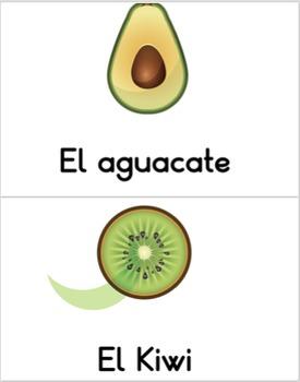 Spanish Flashcards Volume 1
