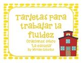 Spanish Fluency Cards