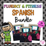 Spanish Fluency & Fitness MEGA Brain Breaks Bundle