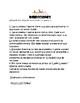 Spanish Fluency Folder Handouts