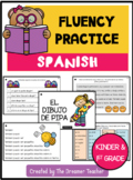 Spanish Fluency Practice with TEKS. Sight words, sentences, and passages