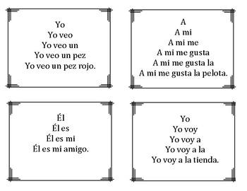 Spanish Fluency Tree