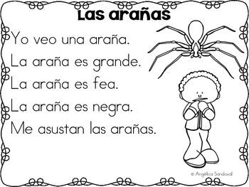 October Fluency in Spanish fluidez de octubre