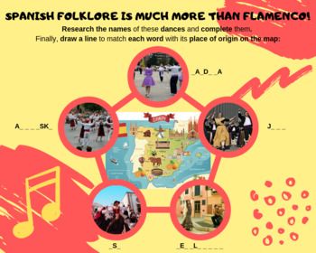 Spanish Folklore (English)