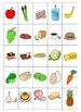 Spanish Food La comida Bingo