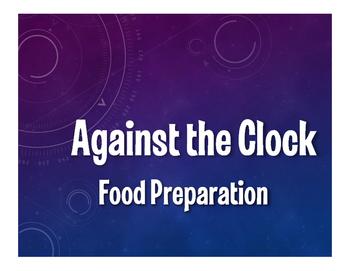 Spanish Food Preparation Against the Clock