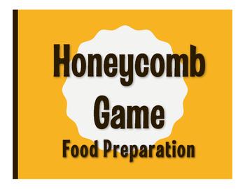 Spanish Food Preparation Honeycomb