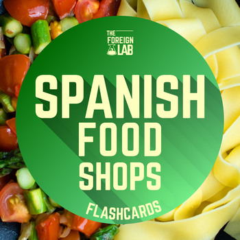 Spanish Food Shops Flashcards