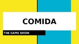 Spanish Food Vocab Game Show