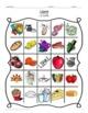 Spanish Food Vocabulary Bingo {Lotería} Game